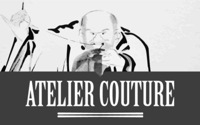 Atelier couture du Kesa du 8/12