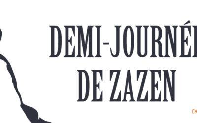 Demi-journée de Zazen du 17 mai 2020